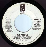 ARCHIE BELL & THE DRELLS - OLD PEOPLE - PIR DEMO