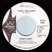 DAMON SHAWN - FEEL THE NEED - WESTBOUND DEMO