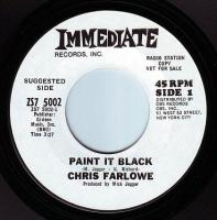 CHRIS FARLOWE - PAINT IT BLACK - IMMEDIATE DEMO