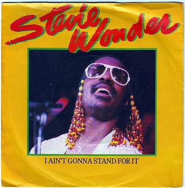 STEVIE WONDER - I AIN'T GONNA STAND FOR IT - MOTOWN