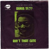 DORIS TROY - AIN'T THAT CUTE - APPLE