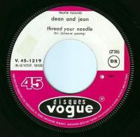 DEAN & JEAN - THREAD YOUR NEEDLE - VOGUE