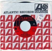 ARETHA FRANKLIN - PULLIN' - ATLANTIC