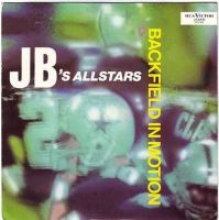 JB's ALL STARS - BACKFIELD IN MOTION - RCA