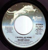 MAJOR LANCE - I WANNA GO HOME - KAT FAMILY