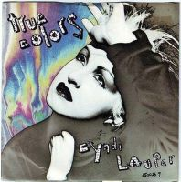 CYNDI LAUPER - TRUE COLORS - PORTRAIT