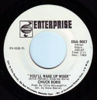 CHUCK BORIS - YOU'LL WAKE UP WISER - ENTERPRISE DEMO