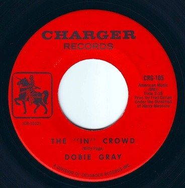 "DOBIE GRAY - THE ""IN"" CROWD - CHARGER"
