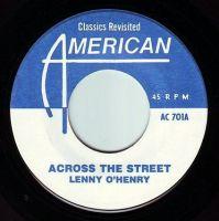 LENNY O'HENRY - ACROSS THE STREET - A.C.R.