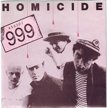 999 - HOMICIDE - UA