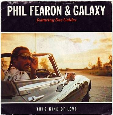 PHIL FEARON & GALAXY - THIS KIND OF LOVE - ENSIGN