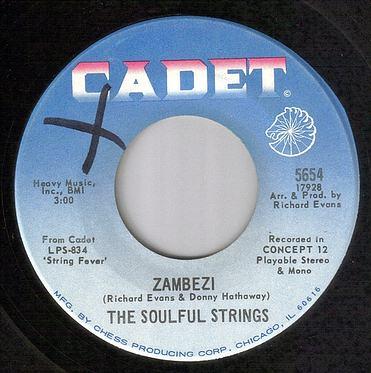SOULFUL STRINGS - ZAMBEZI - CADET