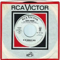 BENNY GORDON - IN THE MIDNIGHT HOUR - RCA DEMO