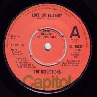 REFLECTIONS - LOVE ON DELIVERY - CAPITOL DEMO
