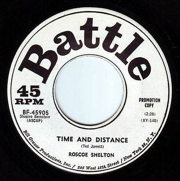 ROSCOE SHELTON - TIME AND DISTANCE - BATTLE DEMO
