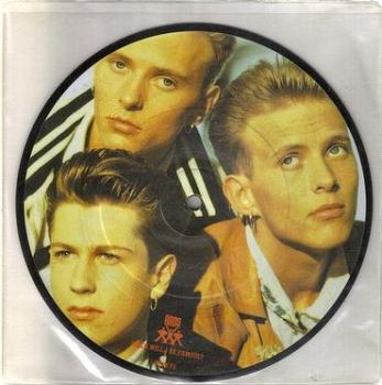 BROS - WHEN WILL I BE FAMOUS - CBS pic-disc