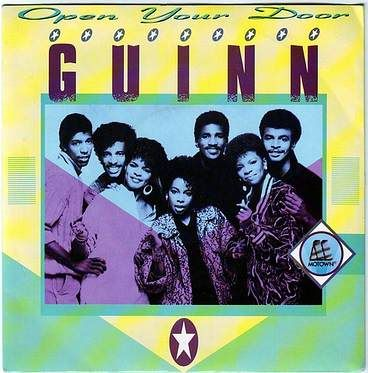 GUINN - OPEN YOUR DOOR - MOTOWN