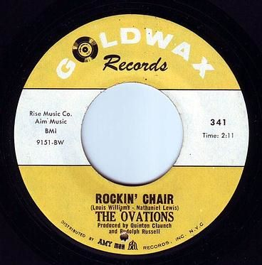OVATIONS - ROCKIN' CHAIR - GOLDWAX