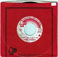 GERRI GRANGER - I CAN'T TAKE IT LIKE A MAN - BELL DEMO