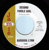 BARBARA LYNN - SECOND FIDDLE GIRL - JAMIE