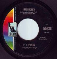 P.J. PROBY - NIKI HOEKY - LIBERTY