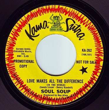 SOUL SOUP - LOVE MAKES ALL THE DIFFERENCE - KAMA SUTRA DEMO