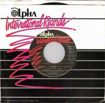 CUCA - YOUNG LOVE - ALPHA INTER