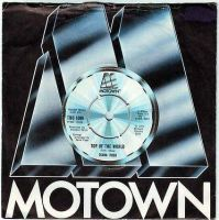 DIANA ROSS - TOP OF THE WORLD - MOTOWN