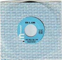 BEN E KING - I CAN'T TAKE IT LIKE A MAN - MAXWELL