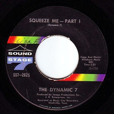 DYNAMIC 7 - SQUEEZE ME - SS7