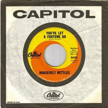 ROOSEVELT NETTLES - YOU'VE LET A FORTUNE GO - CAPITOL