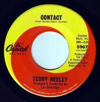 TEDDY NEELEY - CONTACT - CAPITOL