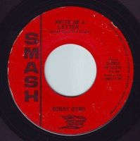 BOBBY BYRD - WRITE ME A LETTER - SMASH