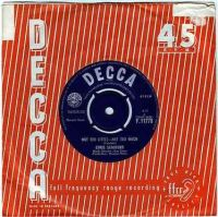 CHRIS SANDFORD - NOT TOO LITTLE-NOT TOO MUCH - DECCA