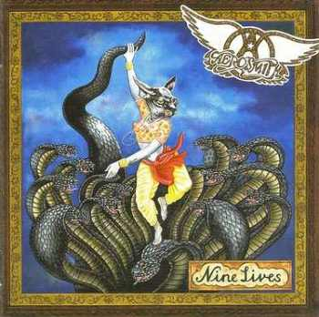 AEROSMITH - NINE LIVES - COLUMBIA