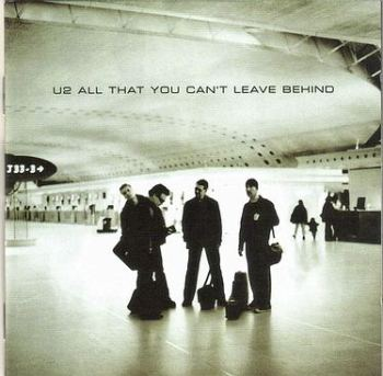 U2 - ALL THAT YOU CAN'T LEAVE BEHIND - ISLAND