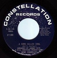 GENE CHANDLER a song called soul