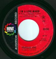 POPULAR FIVE - I'M A LOVE MAKER - MINIT DEMO