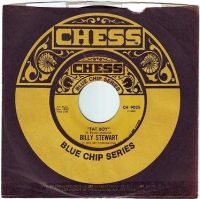 BILLY STEWART - FAT BOY - CHESS BLUE CHIP