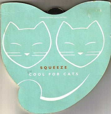SQUEEZE - COOL FOR CATS - A&M
