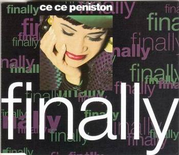 CE CE PENISTON - FINALLY - AM PM