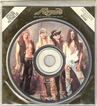 POISON - UNTIL YOU SUFFER SOME (FIRE AND ICE) - CAPITOL