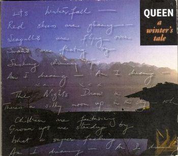 QUEEN - A WINTERS TALE - EMI