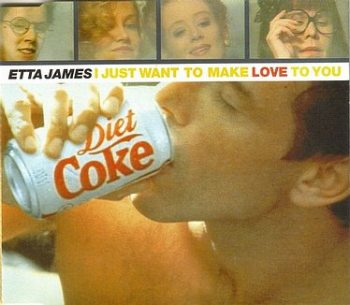 ETTA JAMES - I JUST WANT TO MAKE LOVE TO YOU - MCA