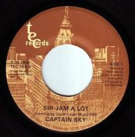 CAPTAIN SKY - SIR JAM A LOT - TEC