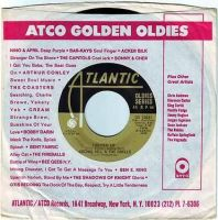 ARCHIE BELL & THE DRELLS - TIGHTEN UP - ATLANTIC OLDIES