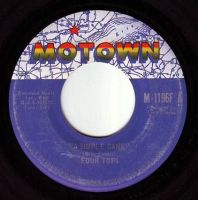 FOUR TOPS - A SIMPLE GAME - MOTOWN