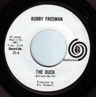 BOBBY FREEMAN - THE DUCK - AUTUMN