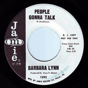 BARBARA LYNN - PEOPLE GONNA TALK - JAMIE DEMO
