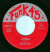 PC'S LTD - STICKMAN - FUNK 45